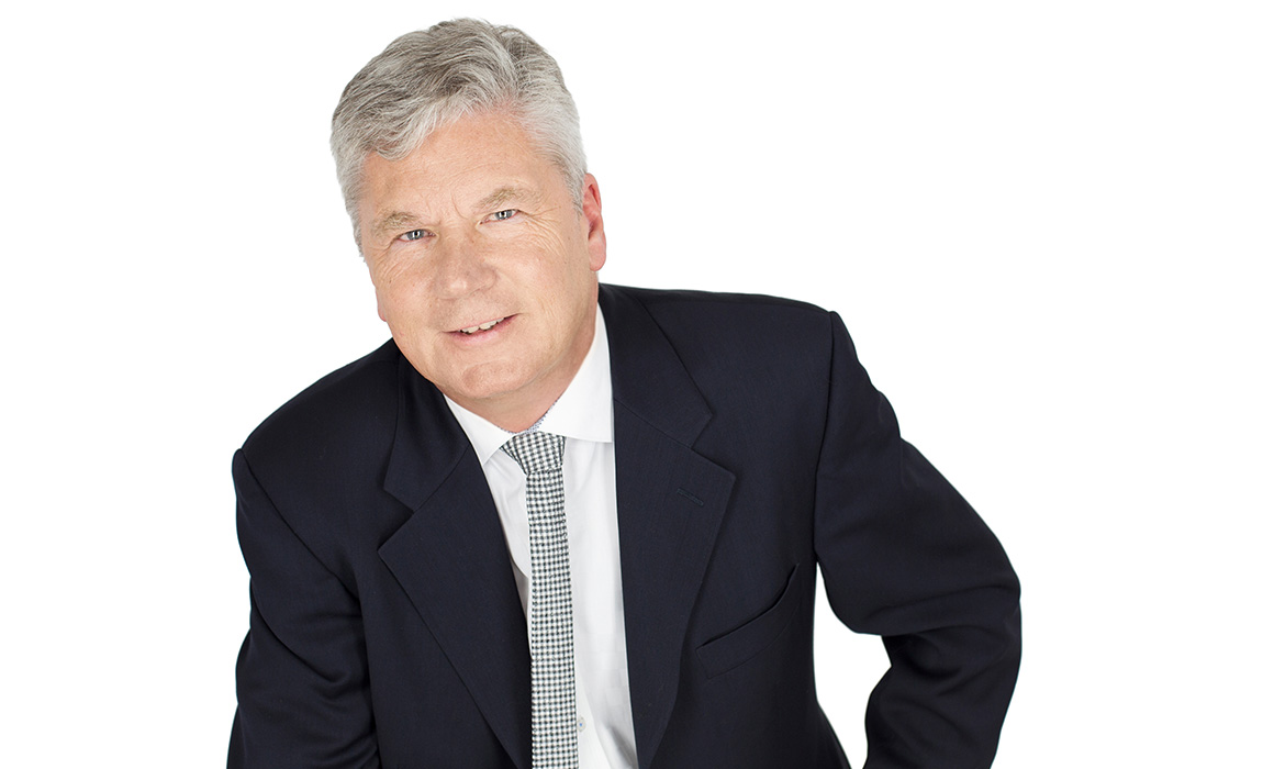 Ian West, Vice President, The Residence at Orchards Walk